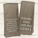 Grandparents Day Kitchen Towel