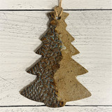Aspire Pottery Tree Ornament - Large
