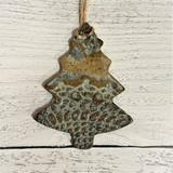 Aspire Pottery Tree Ornament - Small