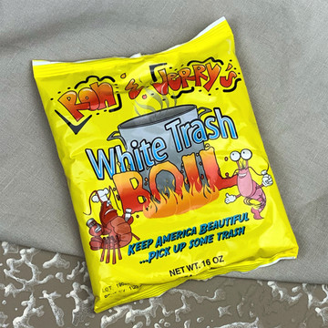 Ron & Jerry's White Trash Boil 16 oz.