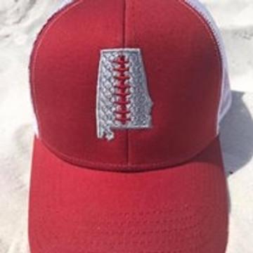 Alabama Game Day Trucker Hat