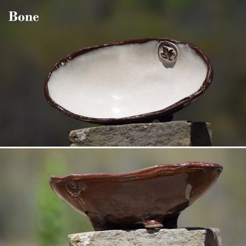 Earthborn Alabama Wild Oval Porridge Bowl
