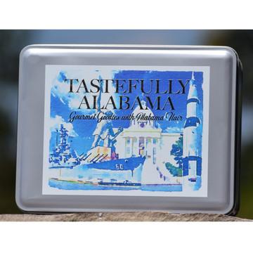 Tastefully Alabama Gift Tin