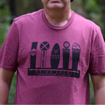 Local Brews T-Shirt