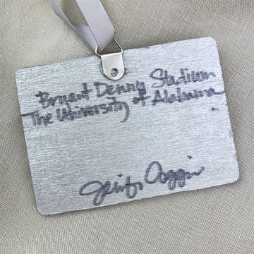 Bryant Denny Stadium Ornament