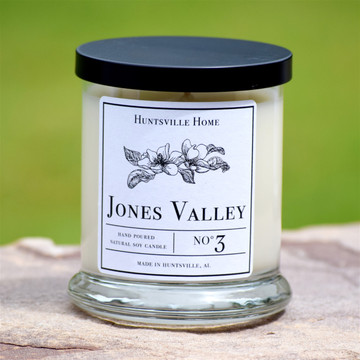 Huntsville Home Soy Candles