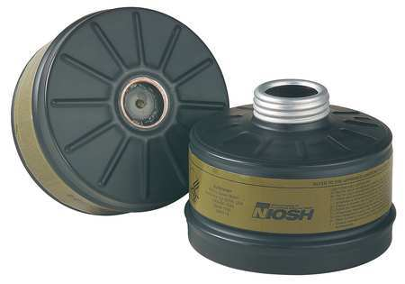 CBRN Canister for Opti-Fit Mask
