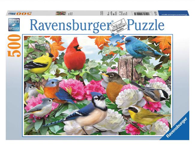 Garden Birds 300pc Puzzle