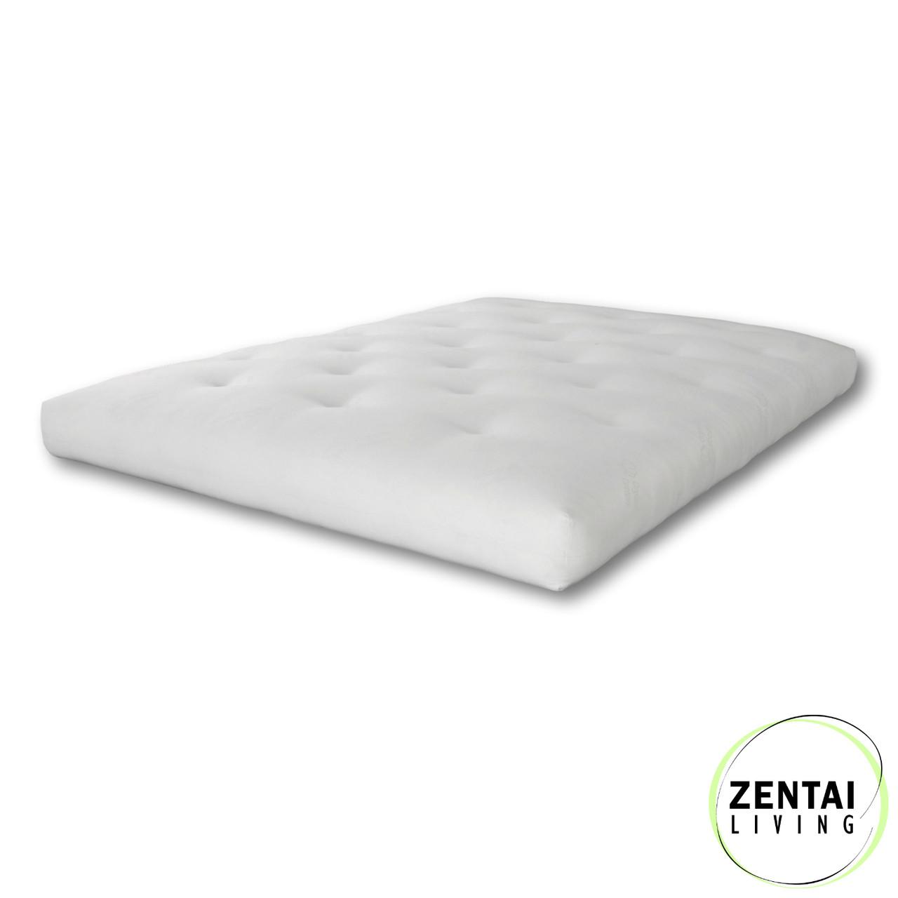 Zentai S Modern Style Durable Foam Core Cotton Futon 18 Cm Thick