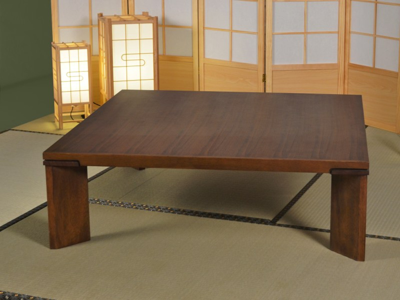 Japanese Coffee Table.Zataku Centre Table Japanese Style