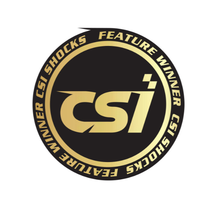 CSI Feature Win Decal