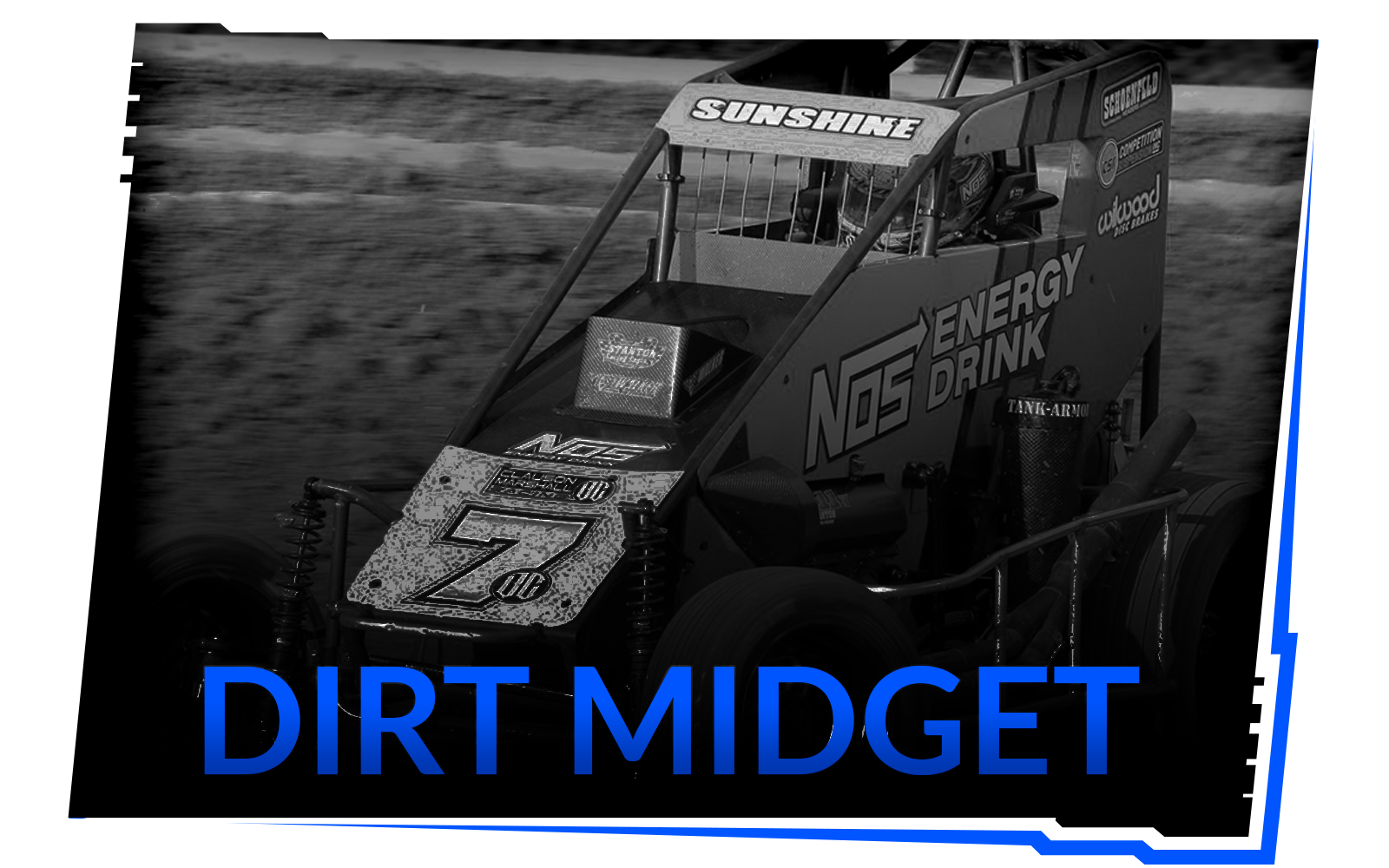 Dirt Midget Shock Package
