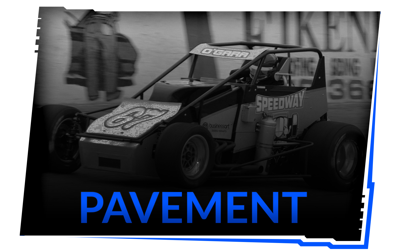 Pavement Midget Shock Package