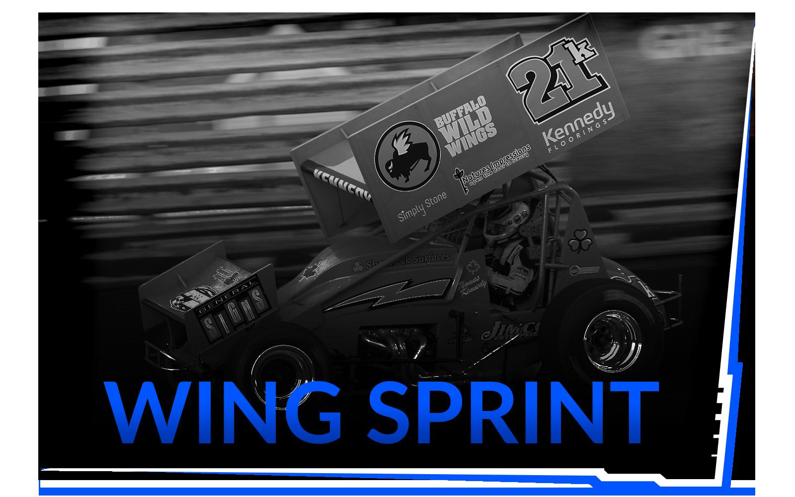 Wing Sprint Shock Package