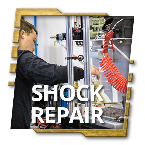CSI Shock Repair Service Link