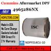 4965286NX-NDPF014CU-10 4965286NX Cummins ISC Engine Diesel Particulate Filter DPF