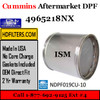 4965218NX-NDPF019CU-10 4965218NX Cummins ISM Engine Diesel Particulate Filter DPF