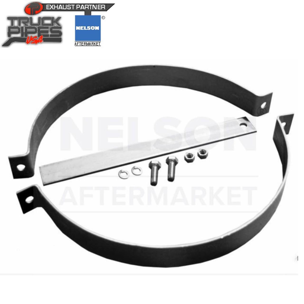 """10"""" x 15"""" Universal Muffler Hanger Nelson 89551K"""