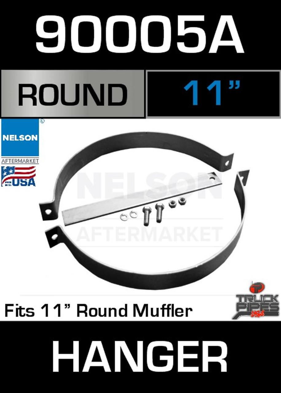 """11"""" Universal Muffler Exhaust Pipe Hanger 12"""" Long 900005A"""