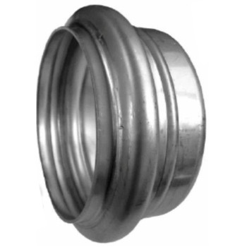 "4"" ID x 3"" 70 Degree Male Marmon Flange Adapter for Cummins"