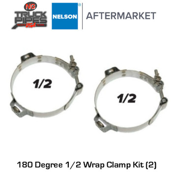 "6"" Clamp Kit (Includes 2 clamps to be used with 90856C) Nelson 90857K"