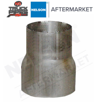 "6"" x 5"" OD-OD Exhaust Pipe Reducer Nelson 89883A"