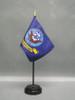 Navy Stick Flags