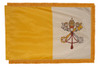 Deluxe Papal Nylon Sets with Gold Aluminum Poles