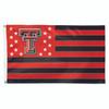 Texas Tech (Stars & Stripes) - Deluxe 3' x 5' Flag