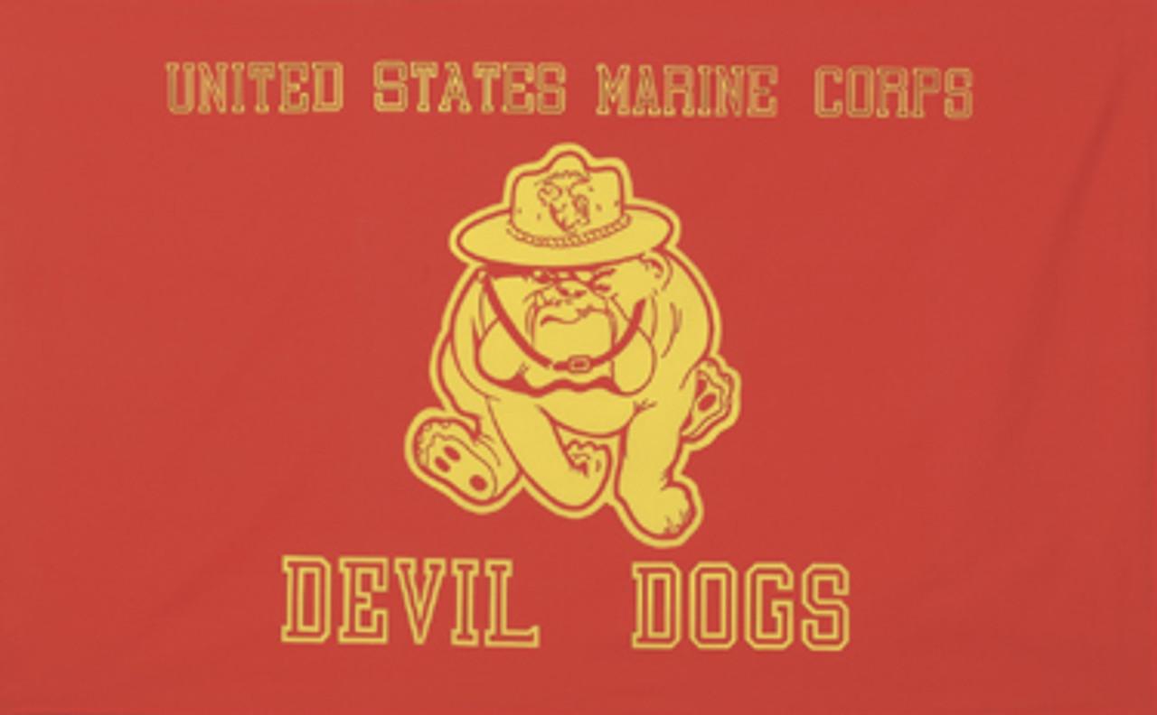 usmc devil dogs military flags fredsflags usmc devil dogs military flags