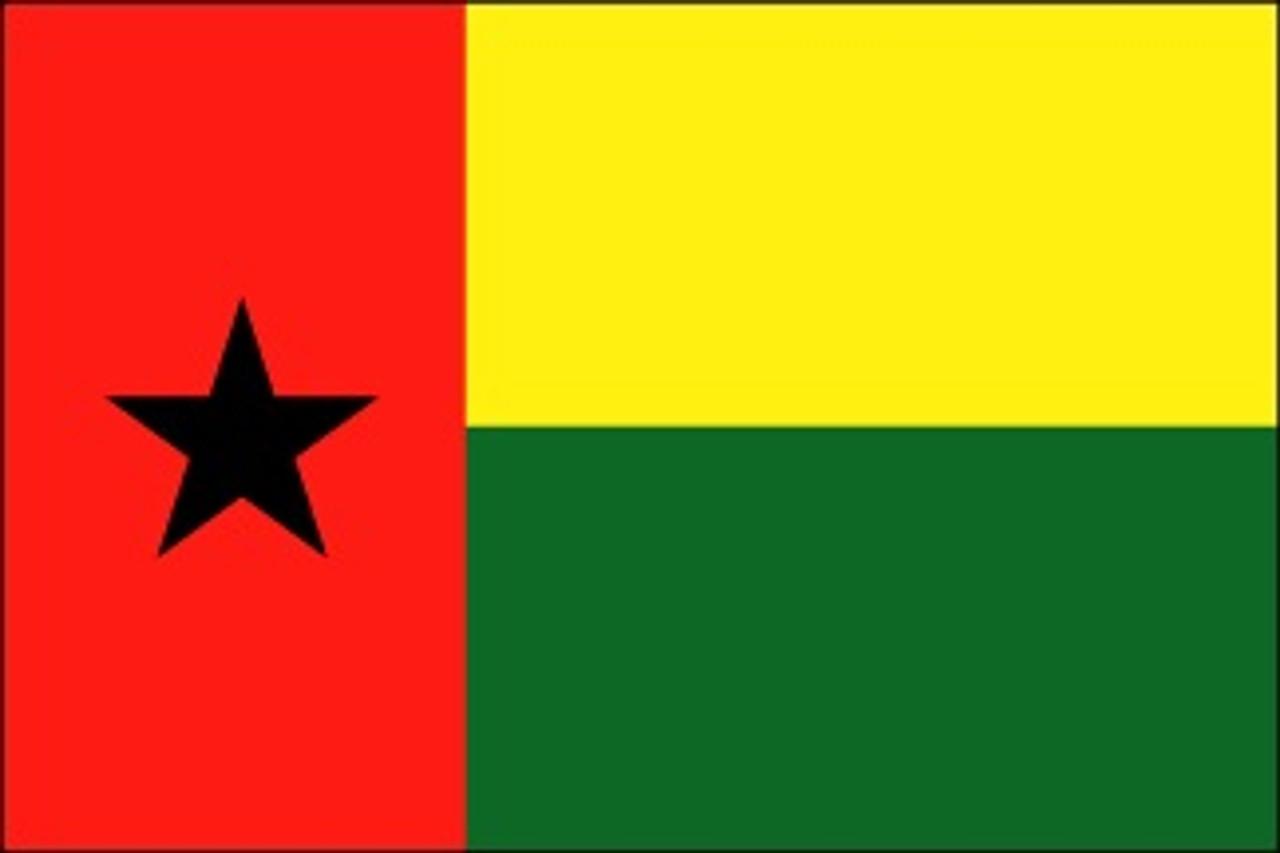 Guinea-Bissau (UN) Outdoor Flags - fredsflags
