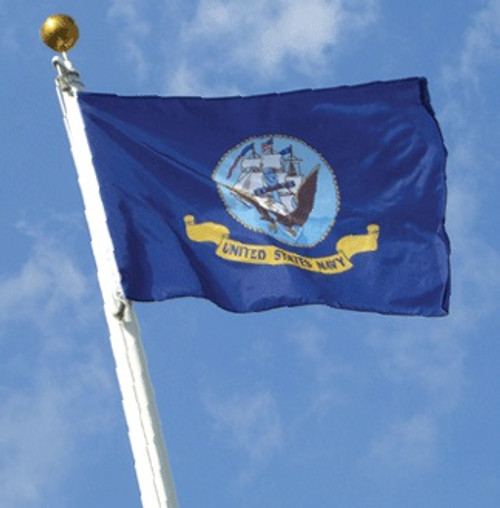 Navy Outdoor Flags