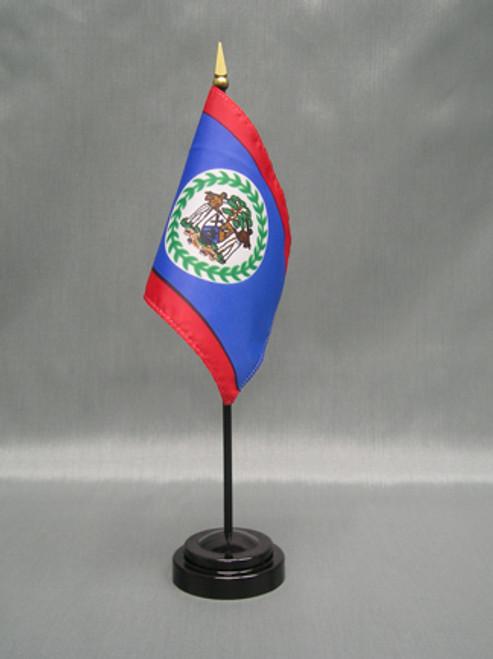 Belize (UN OAS) Stick Flags