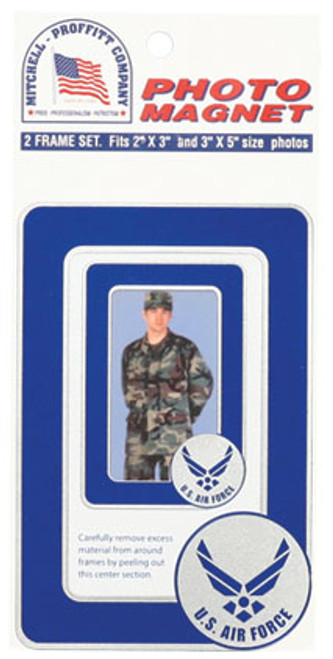 Us Air Force Photo Frame Fredsflags