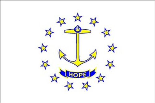 Rhode Island - Outdoor Flags