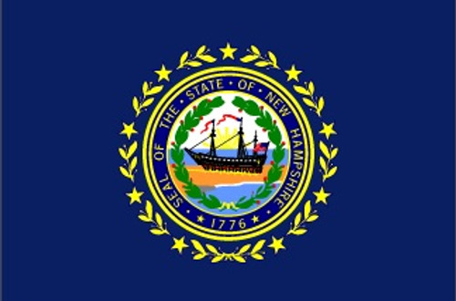 New Hampshire - Outdoor Flags