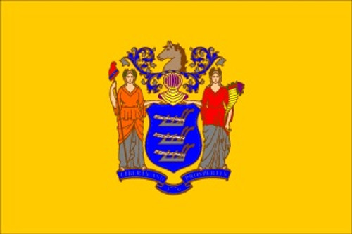 New Jersey - Outdoor Flags