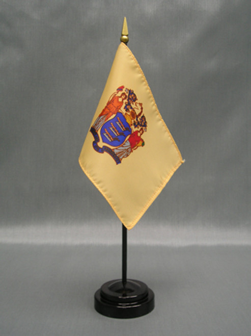 New Jersey - Stick Flags
