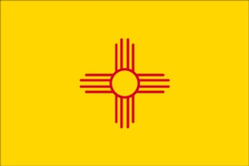 New Mexico - Outdoor Flags