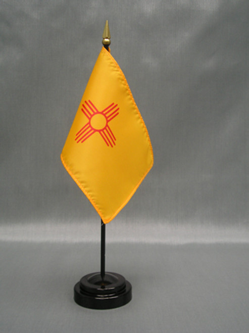 New Mexico - Stick Flags