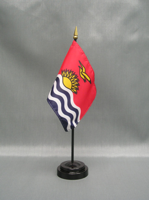 Kiribati (UN)  - Stick Flags