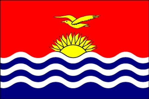 Kiribati (UN) Outdoor Flags
