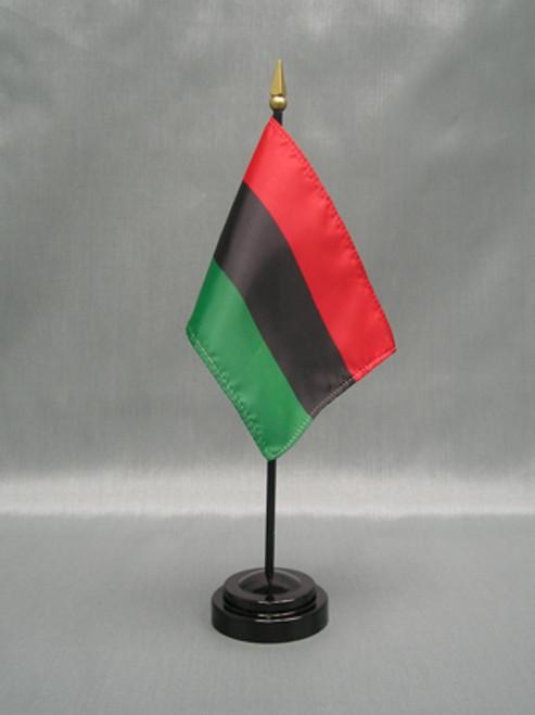 9e6b3cdb44d7 Afro-American - Stick Flag - fredsflags