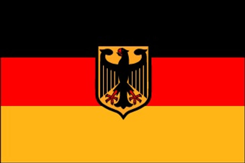 Germany with Eagle Outdoor Flags