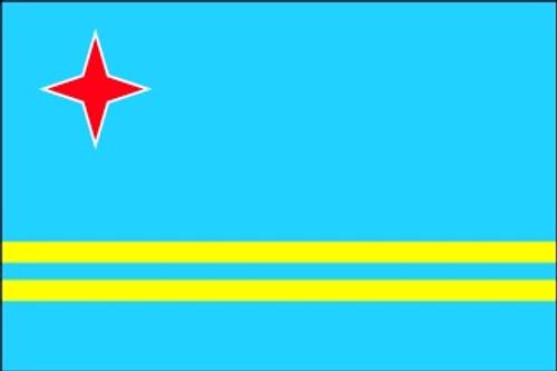 Aruba - Indoor Flags