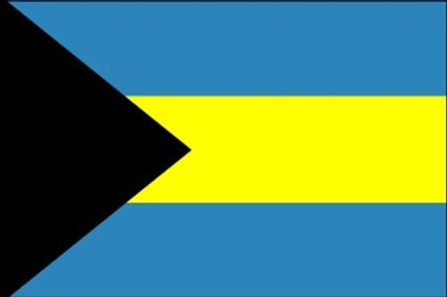 Bahamas (UN OAS) - Indoor Flags