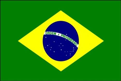 Brazil (UN OAS) - Indoor Flags