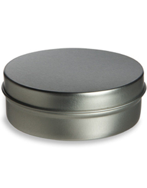 4 oz. Shaving Soap Tin