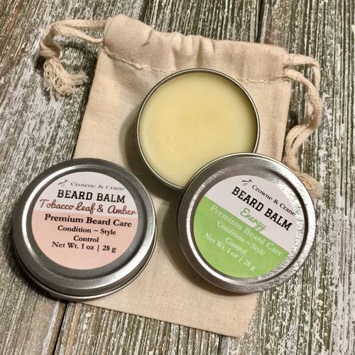 CONDITIONING BEARD BALM - TRAVEL SIZE DUO