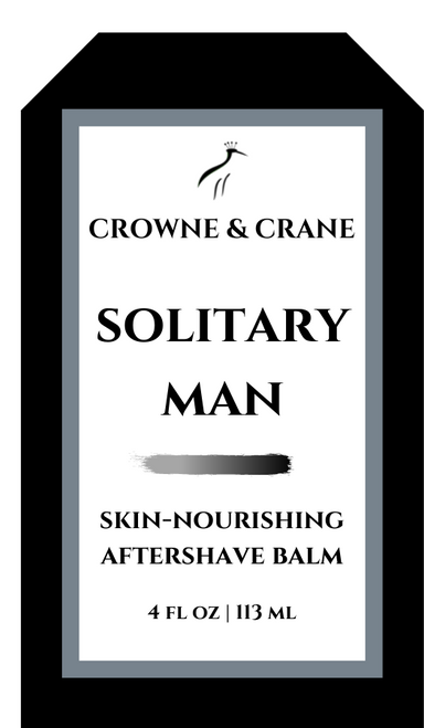 SOLITARY MAN AFTERSHAVE BALM